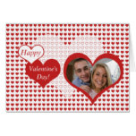 Custom Photo Valentine's Day Greeting Cards