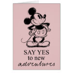 Mickey | Say Yes to New Adventures