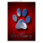 Pet Sympathy Greeting Cards | Loss Of Pet